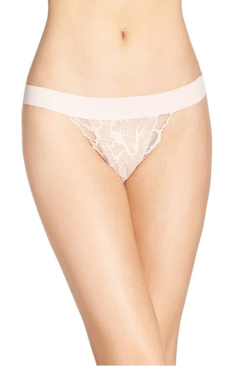 Commando Double Take Lace G-String Thong