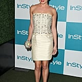 Cat Deeley at the 10th annual InStyle Summer soiree.