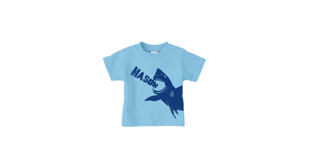 84bb6838d Priceless Kids's Personalized Shark Tee ($16) would be fun for an | Sailor  Clothes For Kids | POPSUGAR Family Photo 4