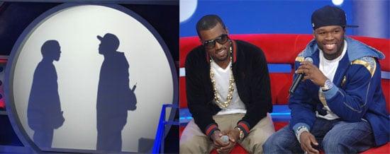 Kanye's Album Projected Harder Better Faster Stronger