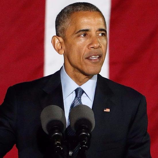 رسالة الرئيس أوباما عشية ليلة الانتخابات 2016