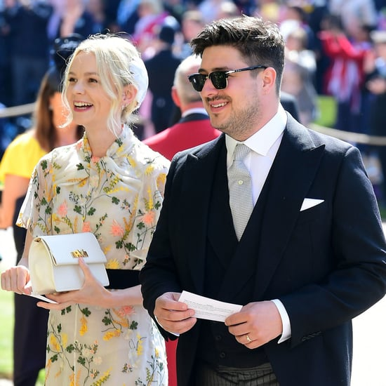 Carey Mulligan Talks About the Royal Wedding on Jimmy Kimmel