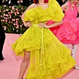 Charli XCX at the 2019 Met Gala