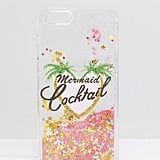 Skinnydip Mermaid Cocktail iPhone Case