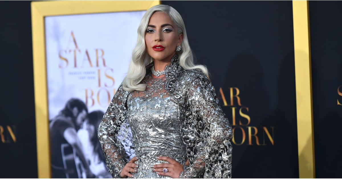 You Won't Need a Million Reasons to Fall in Love With Lady Gaga's Mesmerizing Silver Gown