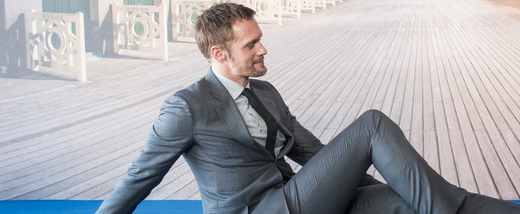 Can We Please Talk About Alexander Skarsgard's Needy Ways on the Red Carpet?