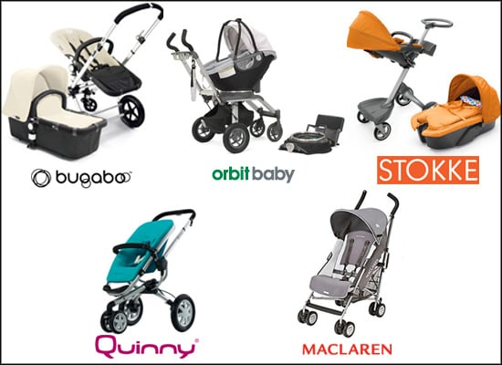 What Was the Most Popular Stroller of 2007?
