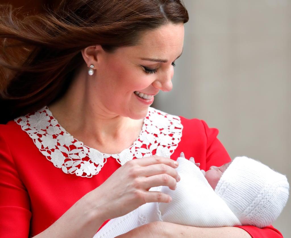 Prince Louis Was Born