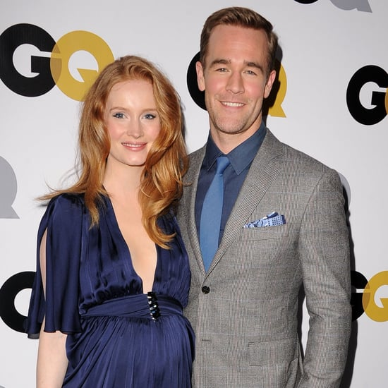 James Van Der Beek Welcomes Baby Daughter 2014