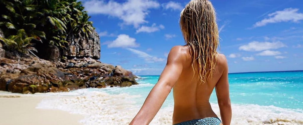 Julianne Hough's Honeymoon Bikini Makes It Really Hard to Focus on the Picturesque Backdrop