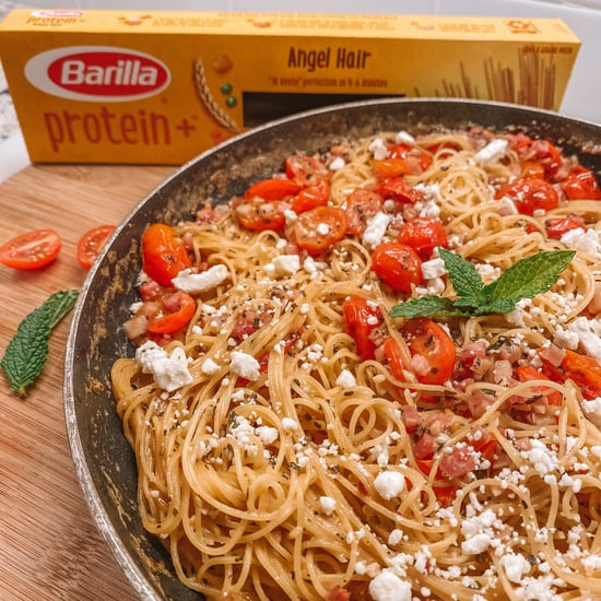 20-Minute Pancetta Protein Pasta Recipe