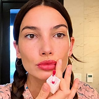 Lily Aldridge Pregnancy Beauty Routine