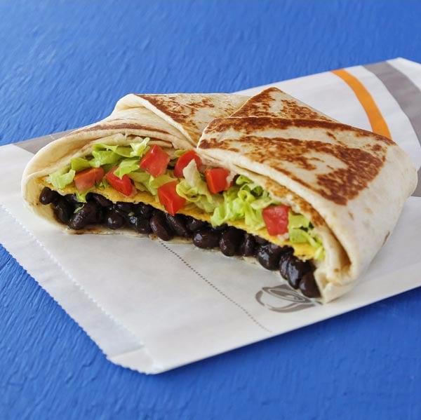 Taco bell crunchy taco supreme calories