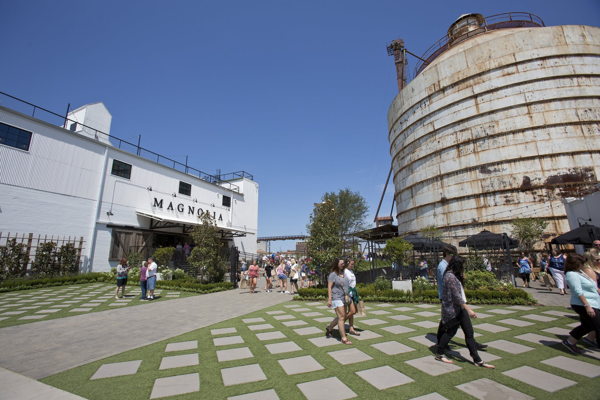 image source getty fort worth - Silos