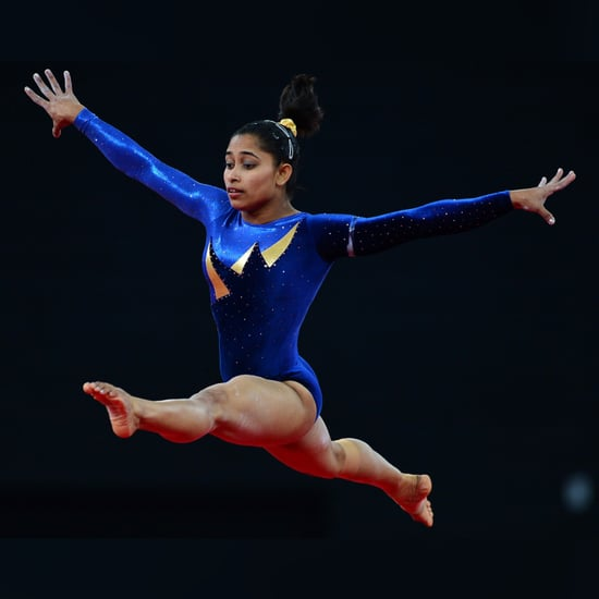 First Indian Female Olympic Gymnast