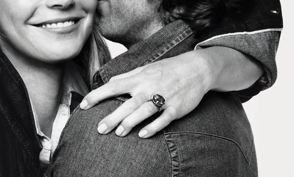 OMG! Gwyneth Paltrow's... Gwyneth Paltrow Engagement Ring