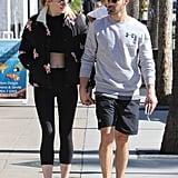 It's Clear That Joe Jonas and Sophie Turner Make Each Other Incredibly Happy