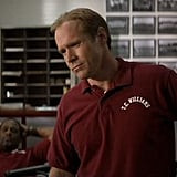 Coach Bill Yoast