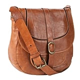 "Patricia Nash ""Barcellona"" Saddle Bag ($198)"