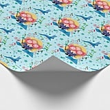 Harry Potter Luna Lovegood Graphic Wrapping Paper