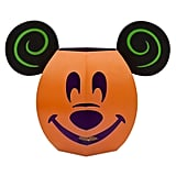 Mickey Mouse Jack O'Lantern Luminary Tin ($40)