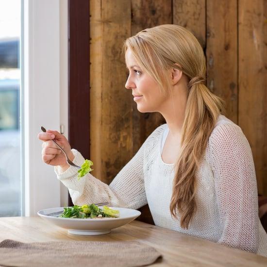 نصائح للاعتدال بكميّة الطعام