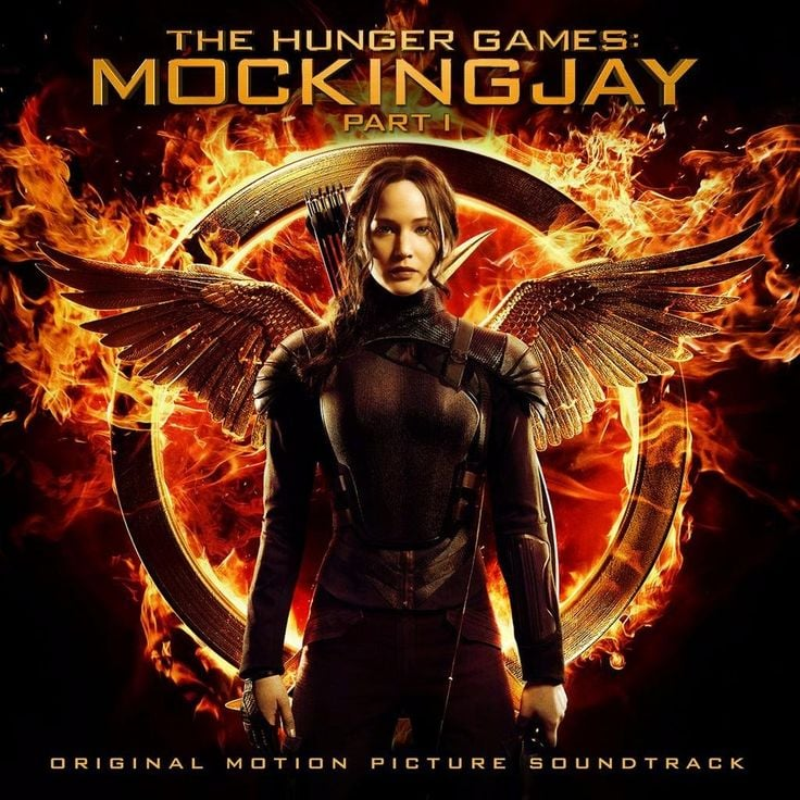Mockingjay: Part 1 Soundtrack ($6)