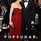 Jennifer Garner and Ben Affleck were glowing at the Globes.