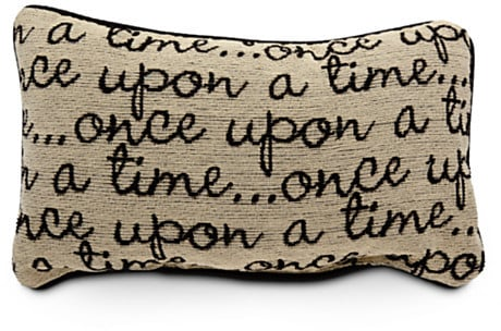 Once Upon a Time Pillow ($28)