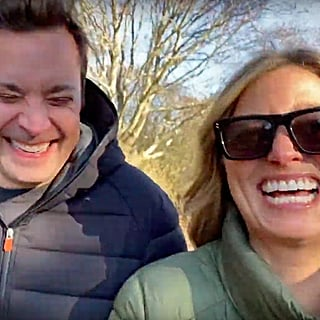 Jimmy Fallon Interviewed His Wife For The Tonight Show: At Home, and I Love Their Love