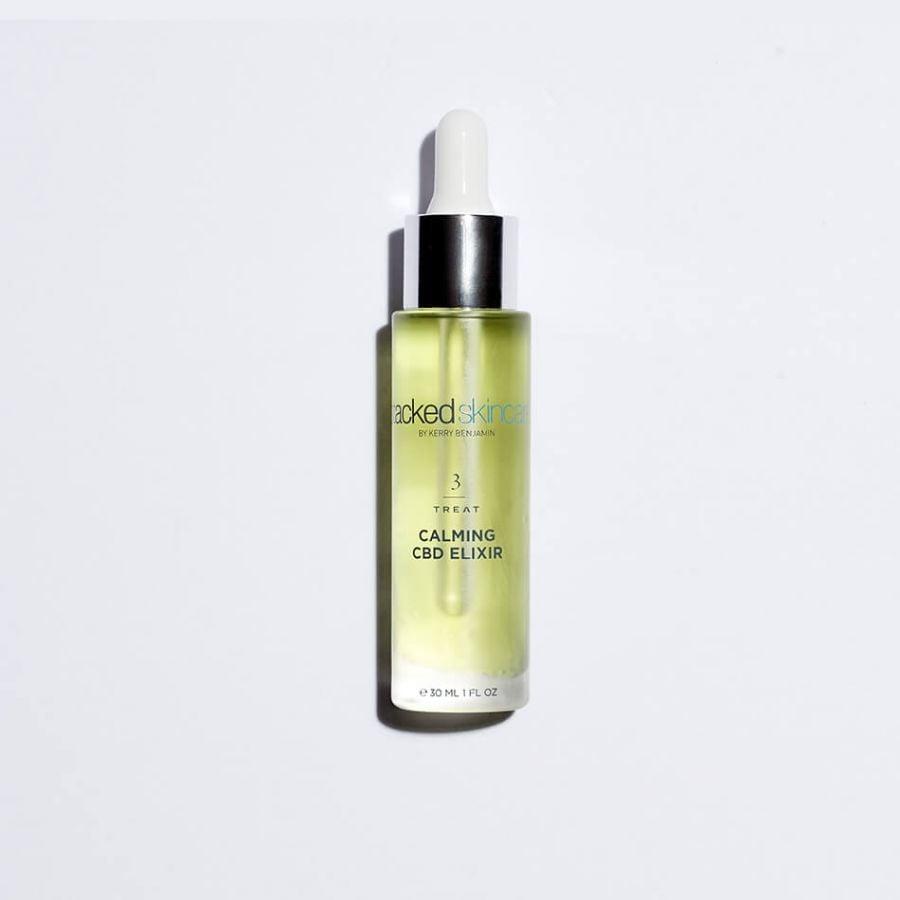 Stacked Skincare CBD Calming Face Elixir