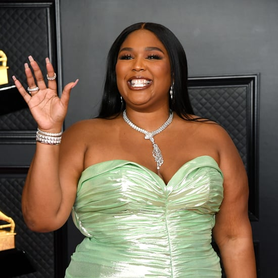 Lizzo's Nude Selfie and Important Message On Body Image