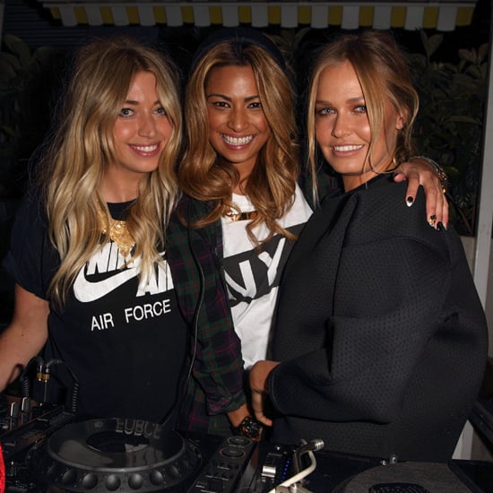 Lara Bingle Pictures at Skyy Vodka Party at The Ivy