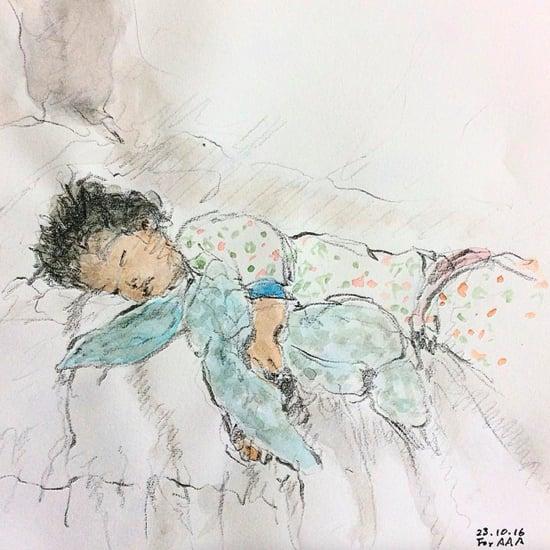 Drawings For My Grandchildren Instagram Account