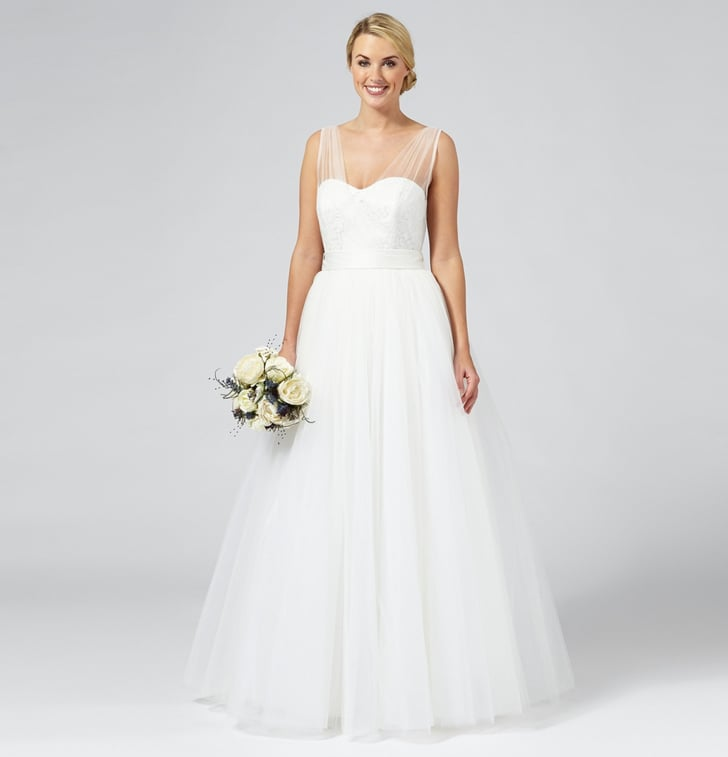 Wedding Dresses For Over 50s Uk: Ben De Lisi Occasion Ivory Princess Dress (£325