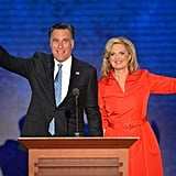 Ann Romney Shares Her Love For Mitt With America