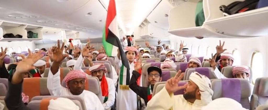 طيران الإمارات تنقل المشجعين في بطولة كأس الخليج 2018