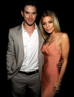 Pictures of Kellan Lutz and AnnaLynne McCord Who Have Split Up
