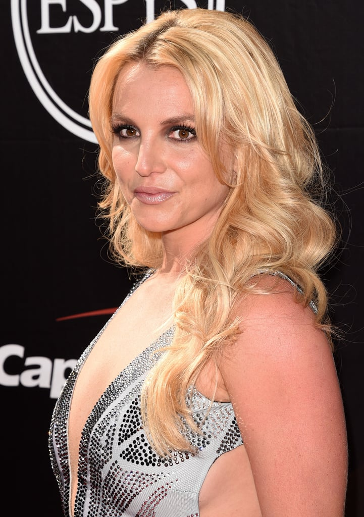Britney Spears Lets Her Sexy, Single Self Shine at the ESPYs