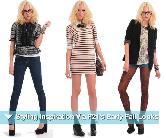 Forever 21 Early Fall 2010 Looks