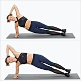 Circuit 1: Side Elbow Plank With Pulse