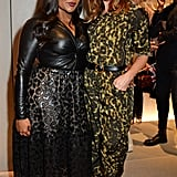 Mindy Kaling and Stella McCartney