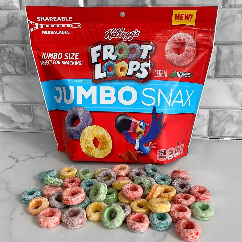 Rat Puffs Food V-Neck T-Shirt Breakfast Loops Cereal Grain Crunch Muesli Mi C626