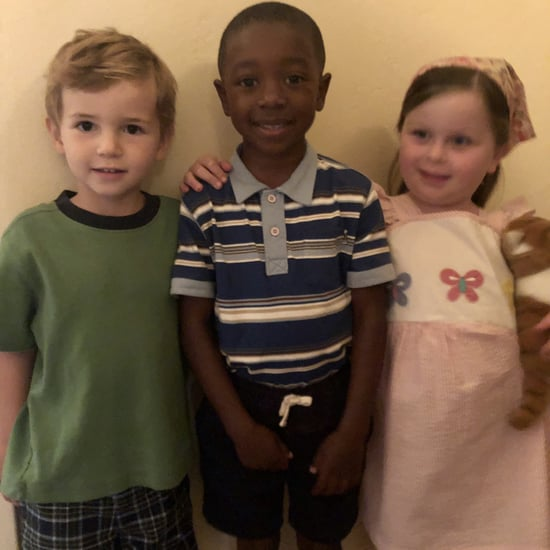This Is Us Big Three as Preschoolers Cast Photo