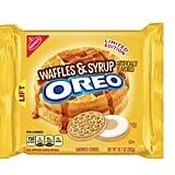 Worst: Waffles & Syrup
