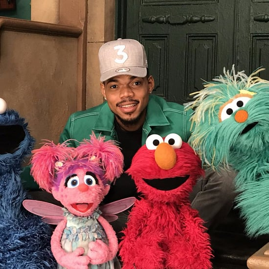 Chance the Rapper on Sesame Street 2017