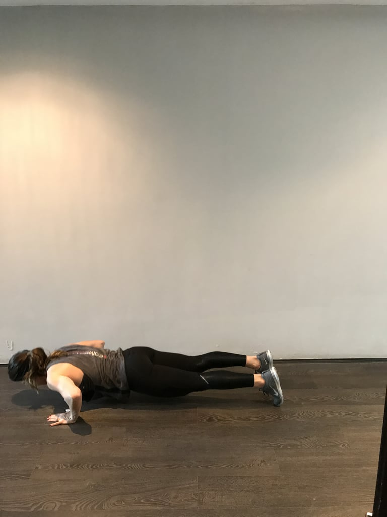 Inch Worm to Tricep Push-Up