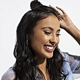 Maya Jama Is the New Face of Aussie Hair