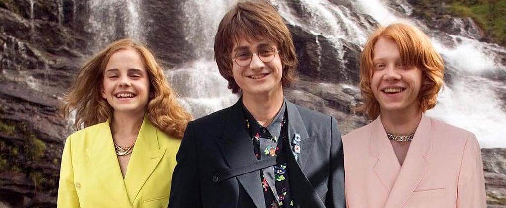 Harry Potter Fashion Instagrams
