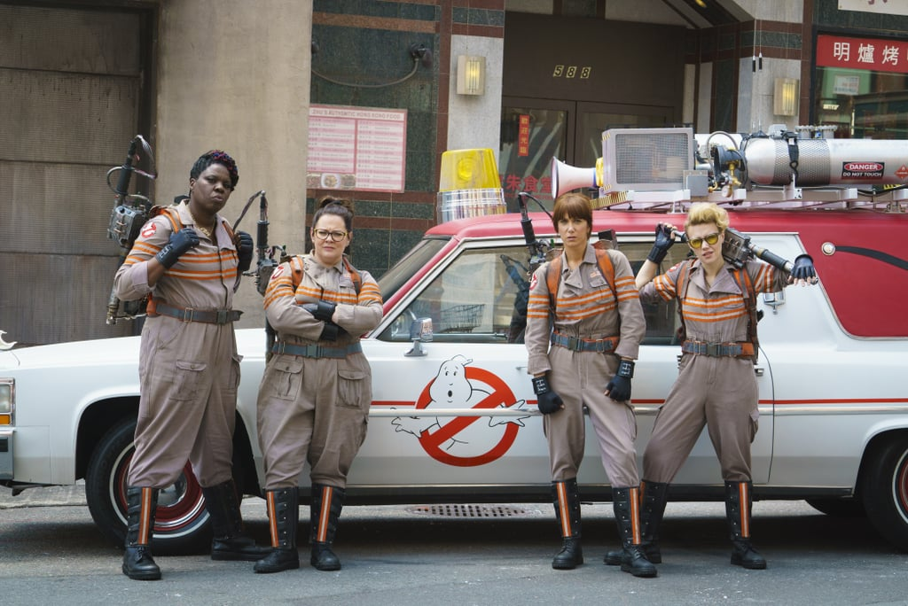Ghostbusters 2016 References to the Original Movies